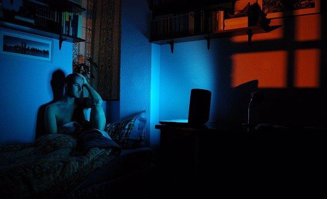 Insomnio duplica hospitalización en pacientes con insuficiencia cardiaca