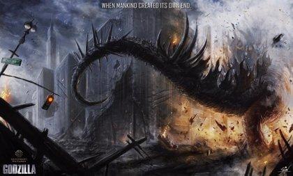 Continúa la destrucción en el nuevo tráiler de 'Godzilla'