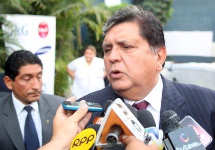 Humala rechaza las acusaciones de García