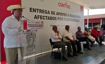 Detienen al 'número 2' de Michoacán por vínculos con Los Templarios