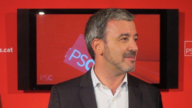 Jaume Collboni, PSC (Archivo)