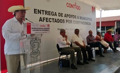 Prisión cautelar para el 'número dos' de Michoacán