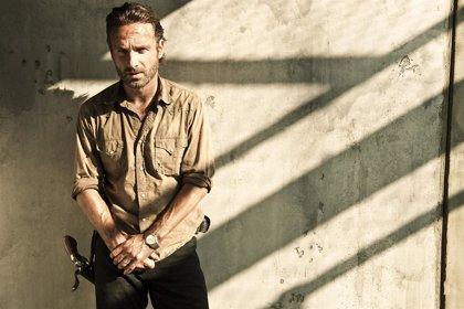 "The Walking Dead: Rick (Andrew Lincoln) promete que desatará ""un infierno sobre Terminus"""