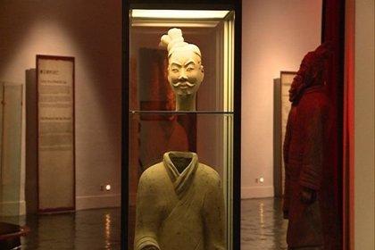 La exposición de los Guerreros de Xi'an alcanza los 100.000 visitantes coincidiendo con su 40 aniversario