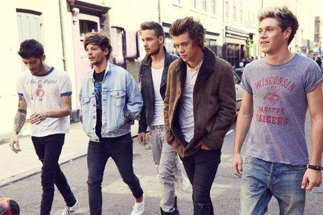 One Direction en Madrid