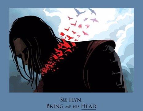 Juego de tronos: las muertes en ilustraciones