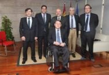Echániz y CERMI abordan la Ley de las de Personas con Discapacidad