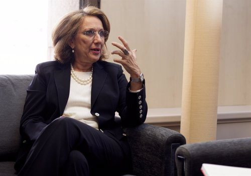 Secretaria General Iberoamericana, la costarricense Rebeca Grynspan