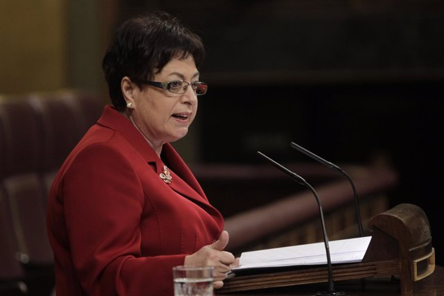 Olaia Fernández Davila, portavoz del BNG
