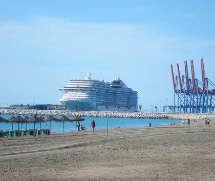 Más de 70.000 cruceristas iniciarán o finalizarán su viaje en el puerto de Málaga en 2014