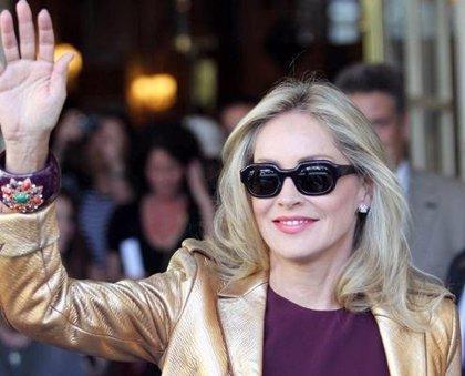Sharon Stone denuncia la contaminación de Chevron