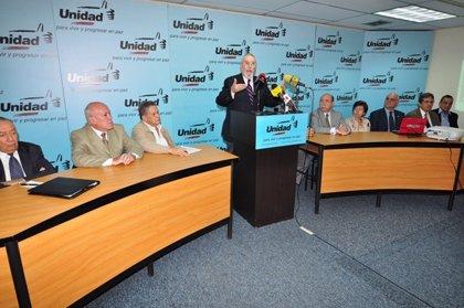 """La MUD advierte de que el diálogo """"solo será útil si el Gobierno se compromete sinceramente"""""""
