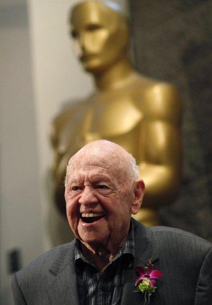 Fallece a los 93 años el actor Mickey Rooney