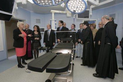 """Nieto destaca que la ampliación del Hospital San Juan """"responde a necesidades demandadas por los cordobeses"""""""