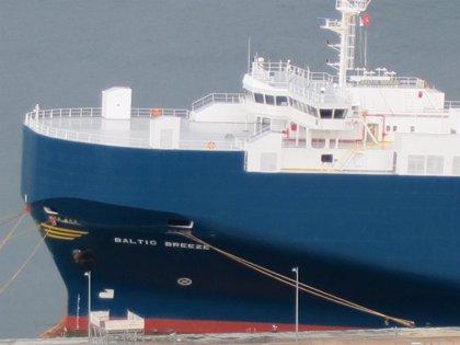 Pesca.- El capitán del 'Baltic Breeze' declarará este lunes en los juzgados de Vigo