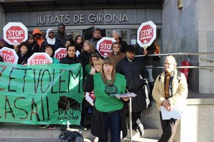 """La PAH expulsa a su portavoz en Girona por actuar """"en contra de los acuerdos"""""""