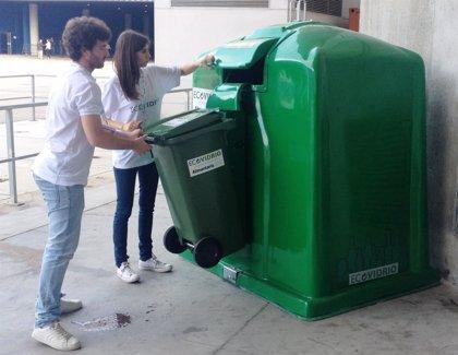 Alimentaria recicla 25.600 kilos de vidrio, un 17% más