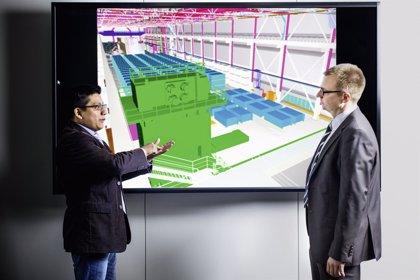 Audi desarrolla una versión 3D de su futura fábrica de México