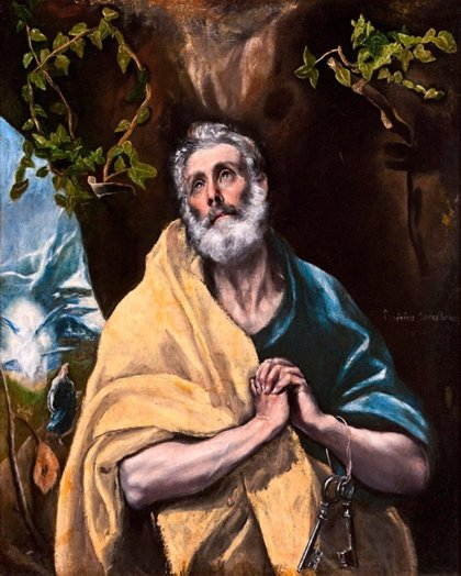 ¿Dónde ver obras del Greco en el 400 aniversario de su muerte?