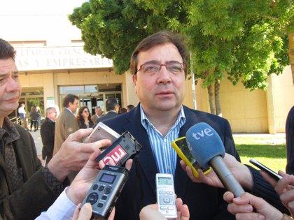 """Vara insiste en que Fernández ha """"mentido"""" sobre financiación autonómica"""