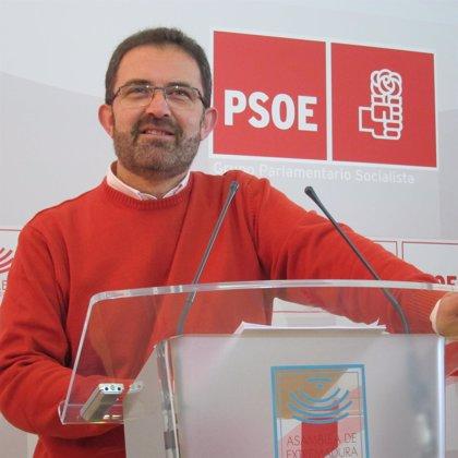 """El PSOE extremeño asegura que los datos de Producción Industrial reflejan el """"estado agónico"""" del sector en la región"""