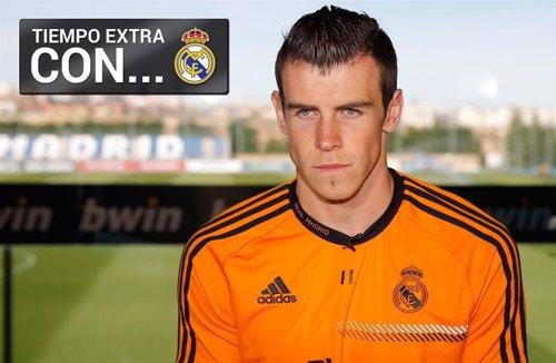 Gareth Bale con Bwin