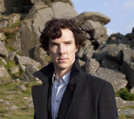 Benedict Cumberbatch EN Sherlock