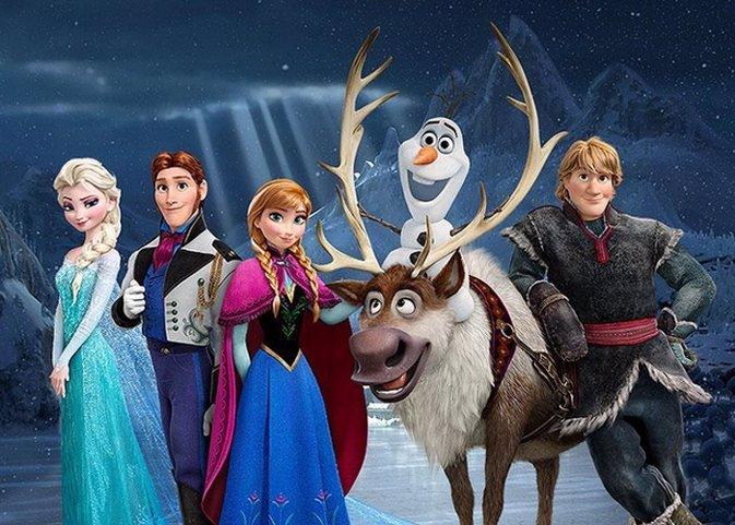 Frozen arrasa: recauda 1072 millones de dólares y es una de las más taquilleras