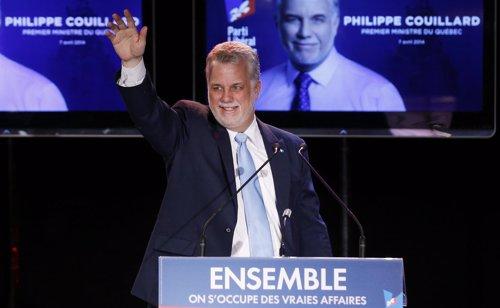 Partido liberal Quebec