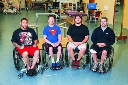 Estimulación espinal en parapléjicos para recuperar el movimiento voluntario