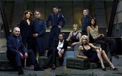Battlestar Galactica más cerca de convertirse en película