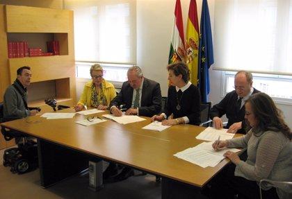 Salud aporta 97.000 euros al desarrollo de programas para AECC, ARDEM, ACERI y Diabéticos Asociacidos de La Rioja