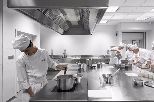Alumnos Del Basque Culinary Center