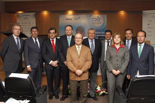Jornadas del IDIS en Granada