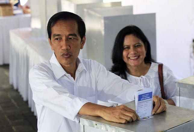 Elecciones en Indonesia 2014. Candidato PDP-I
