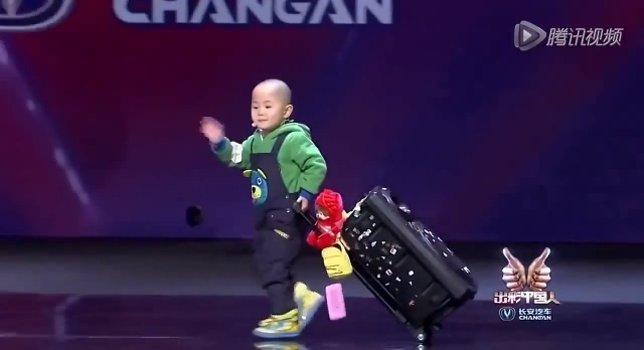 Zhang Junhao, el niño que dejó a todos con la boca abierta