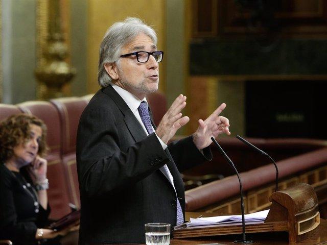 Josep Sánchez llibre, portavoz adjunto de CiU