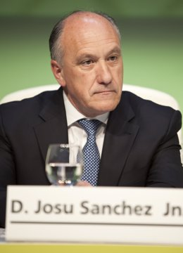 Josu Sánchez Presidente De Elkargi