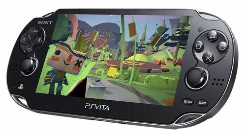 Videojuego para PS Vita Tearaway de Media Molecule