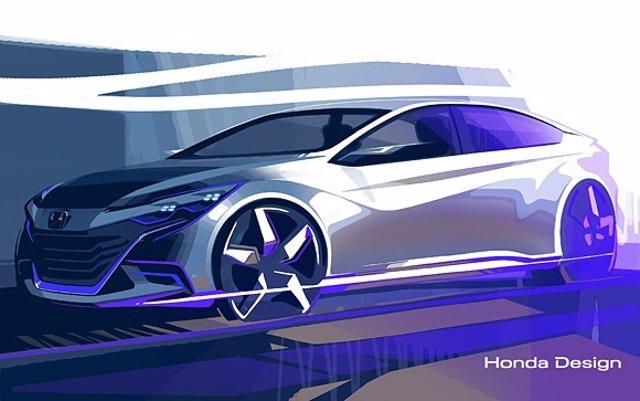 Prototipo de Honda