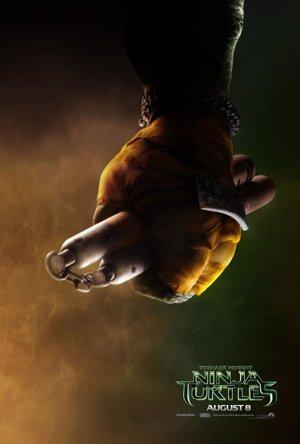 Póster Tortugas Ninja