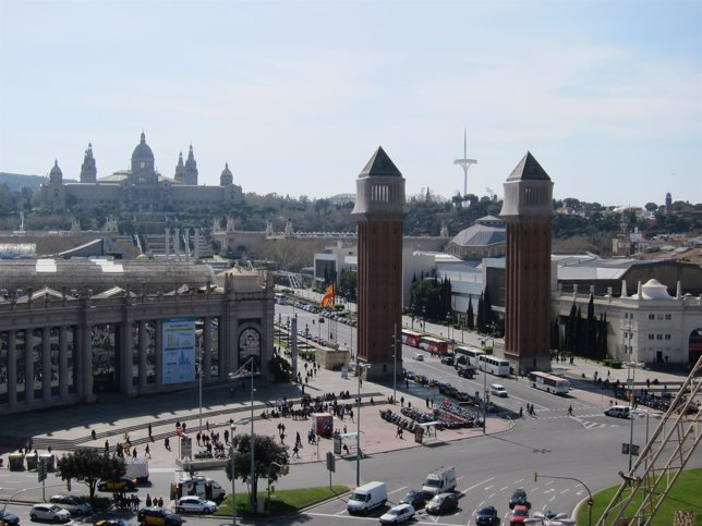 Recinto Montjuïc De Fira De Barcelona