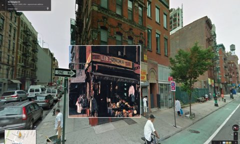 the Beastie Boys publicaban su álbum Paul's Boutique