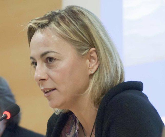 Sonia Castedo en una imagen de archivo