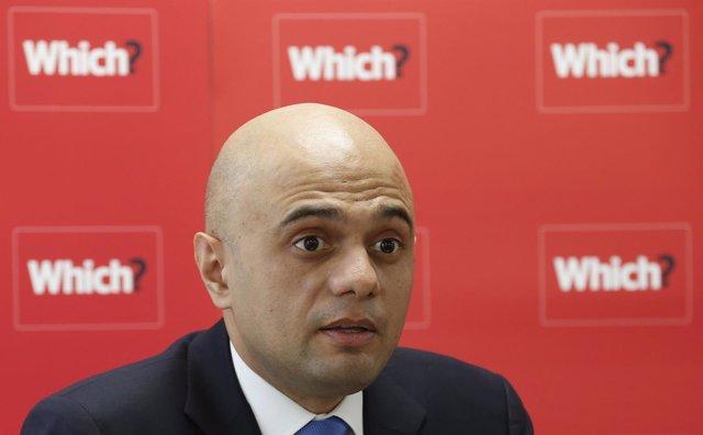 Sajid Javid elegido nuevo ministro de Cultura británico.