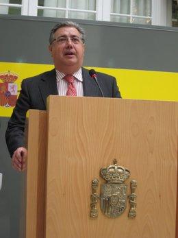 El alcalde de Sevilla, Juan Ignacio Zoido (PP)
