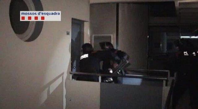 Operación de los Mossos de un caso en Empuriabrava