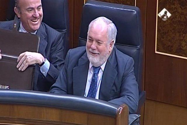 Arias Cañete, candidato del PP a las Europeas