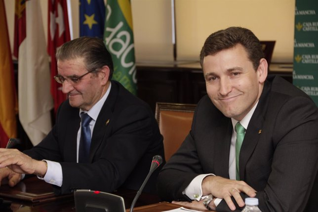 Caja Rural, Víctor Martín y Andrés Gómez Mora