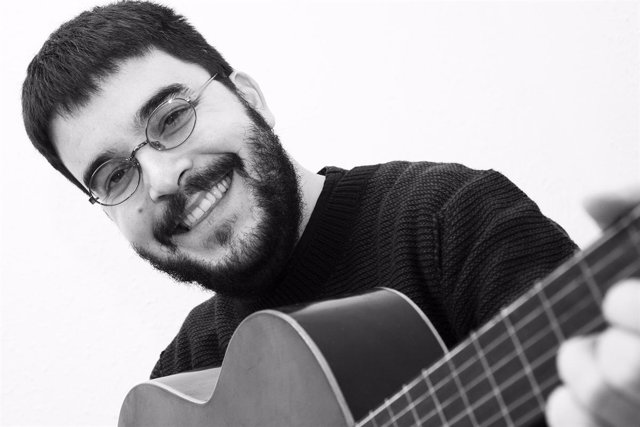 El músico oscense Tuco Requena